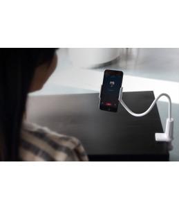 montera mobilen i bordet