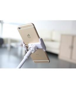 sätta fast mobilen i bordet