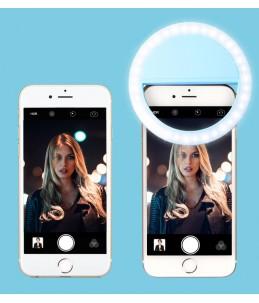 Extra ljus för mobilen