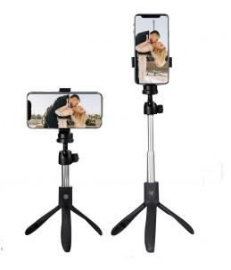 Selfi stick stativ för att filma / youtube