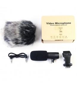Shotgun mikrofon för mobilen - Iphone / Andorid