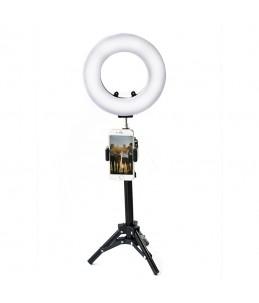 Ring Ljus / beautylight för att filma med mobilen