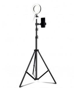 Ringbelysning - 16cm / 180cm