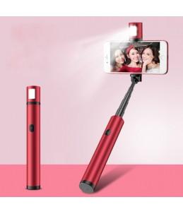 "Selfie Stick ""Lipstick"" Red"