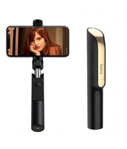 """Selfie Stick """"Hoco"""" Guld/Svart"""