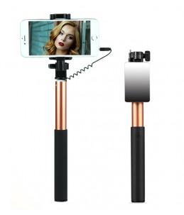 "Selfie-Stick ""M8"" Gold"
