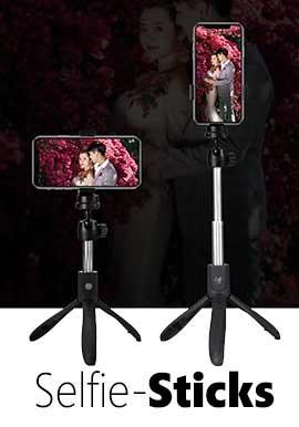 Selfie-Sticks mobil tillbehör